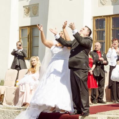 Celodenní svatební foto