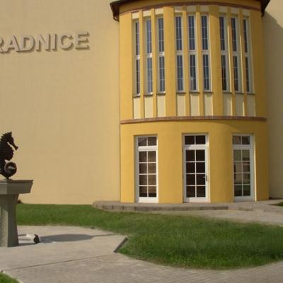 Radnice Bučovice