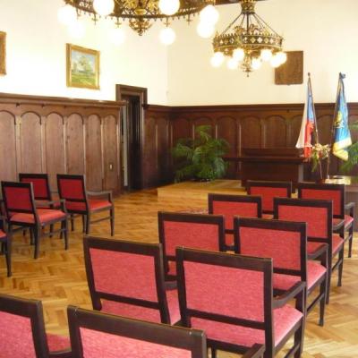 Svatební síň Tišnov