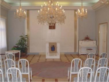 Svatební síň Rosice