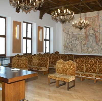 Svatební síň Hustopeče (Foto: Petra Strohová)