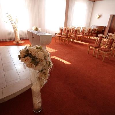 Radnice Lednice - svatební síň (Foto: Tomáš Solařík, TOMKY FOTO)