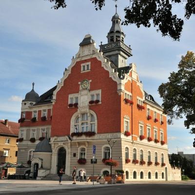Radnice Hodonín (Foto: Vratislav Zpěvák)