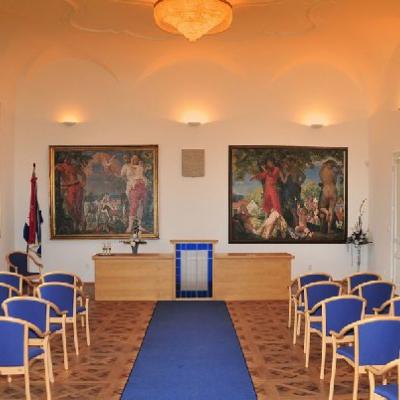 Svatební síň Hodonín  (Foto: Vratislav Zpěvák)
