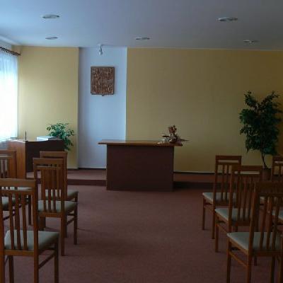 Svatební síň Nesovice