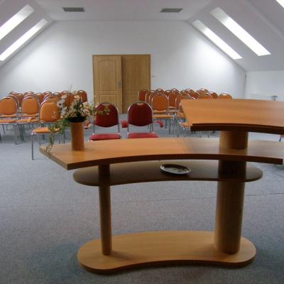 Svatební síň Kravsko