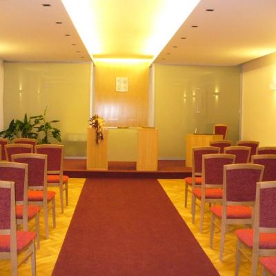 Svatební síň Moravský Krumlov