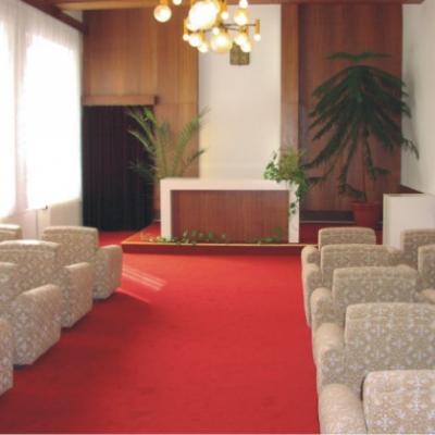 Svatební síň Letovice