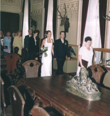 Svatební síň Podivín