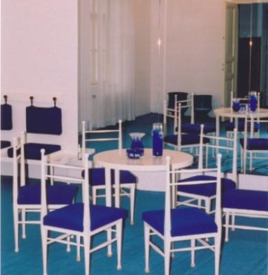 Salonek pro přípravu svatebčanů