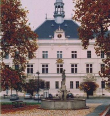 Radnice Valtice