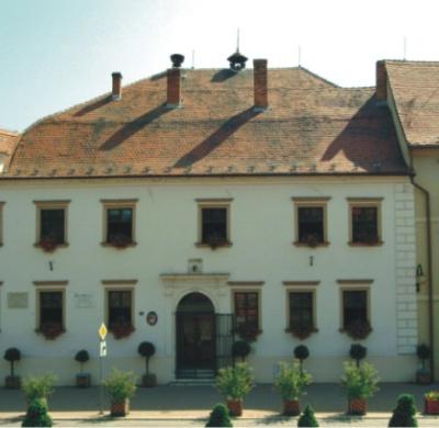 Radnice Slavkov u Brna