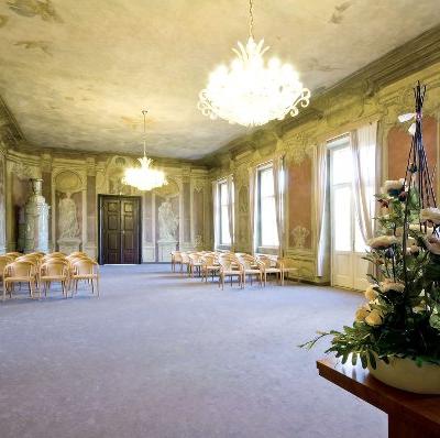 svatební síň (autor fota Vladimír Tyl)