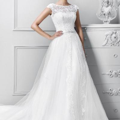 svatební šaty Studio Agnes