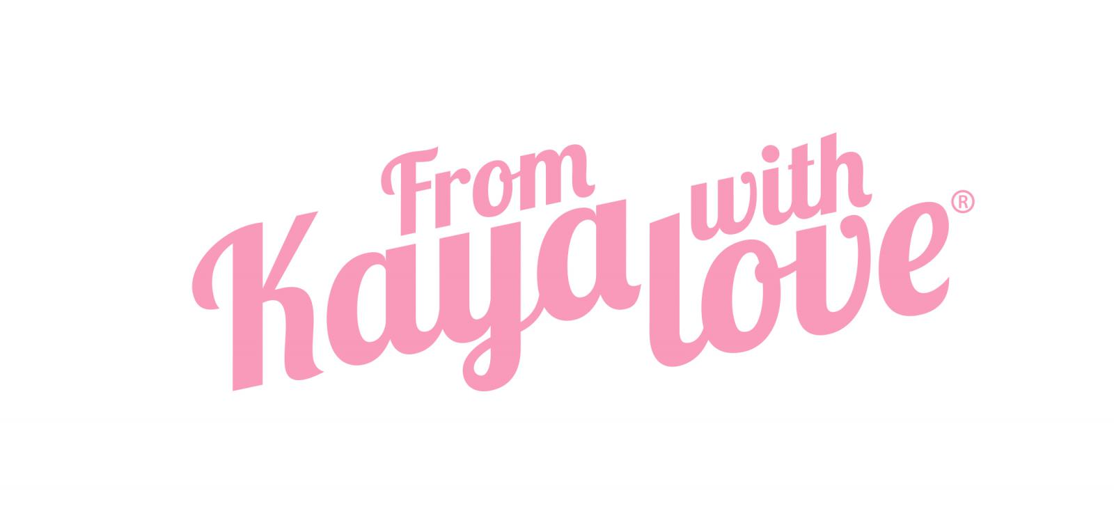 FROM KAYA WITH LOVE
