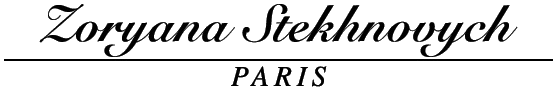 Zoryana Stekhnovych - Paris